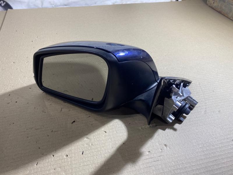 Зеркало Bmw 3-Series F30 N26B20 2013 левое (б/у)