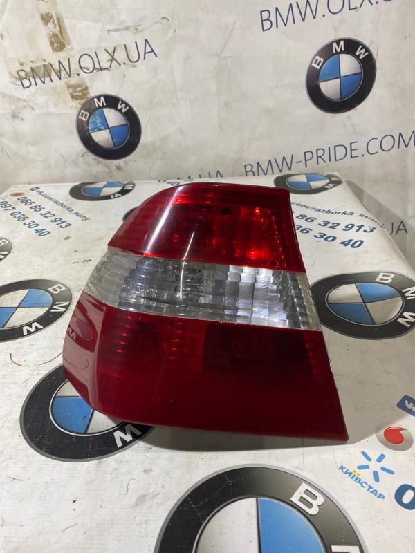 Задний фонарь Bmw 3-Series E46 M54B30 2001 задний левый (б/у)