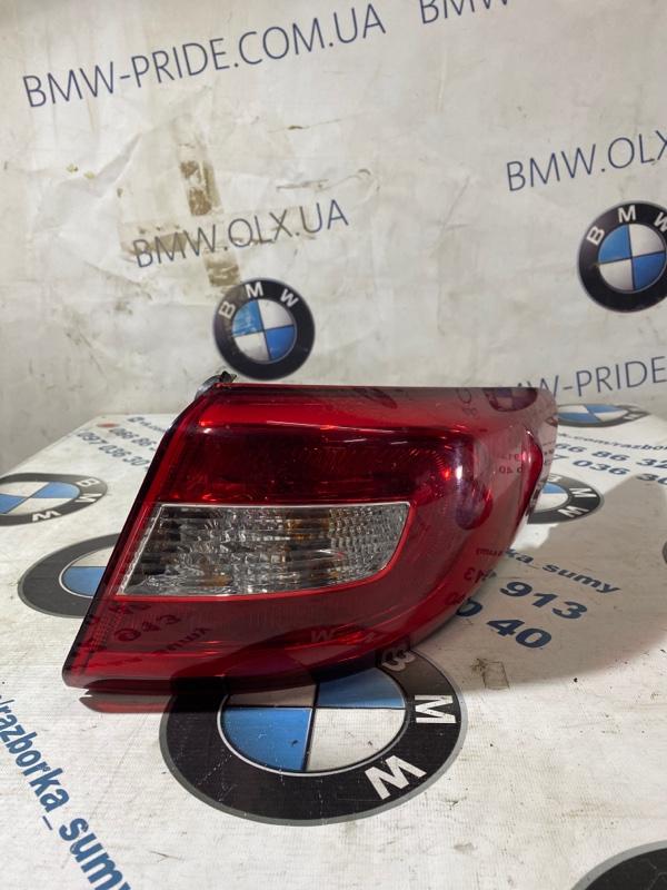 Задний фонарь Hyundai Sonata LF 2.4 2015 задний правый (б/у)