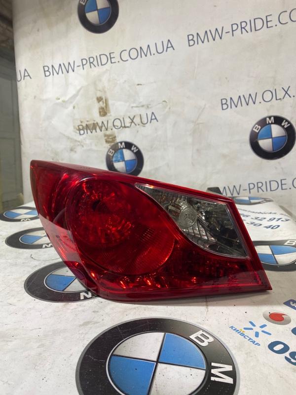 Задний фонарь Hyundai Sonata YH 2.4 2013 задний левый (б/у)