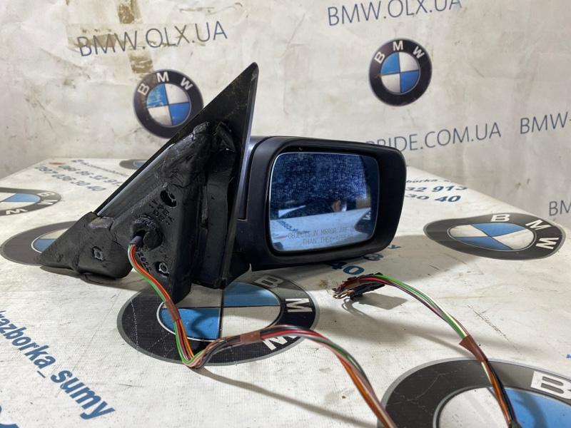 Зеркало Bmw 3-Series E46 M54B30 2001 переднее правое (б/у)