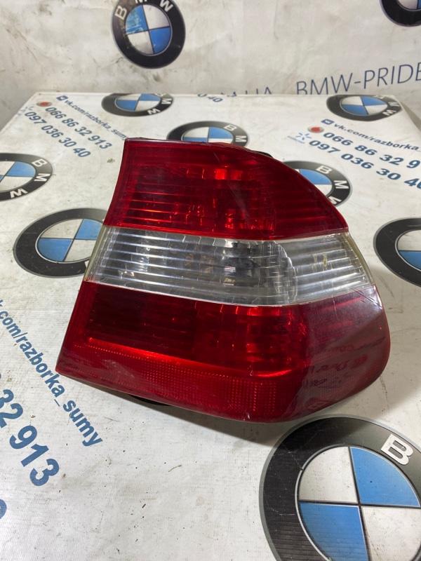 Задний фонарь Bmw 3-Series E46 M54B30 2001 задний правый (б/у)