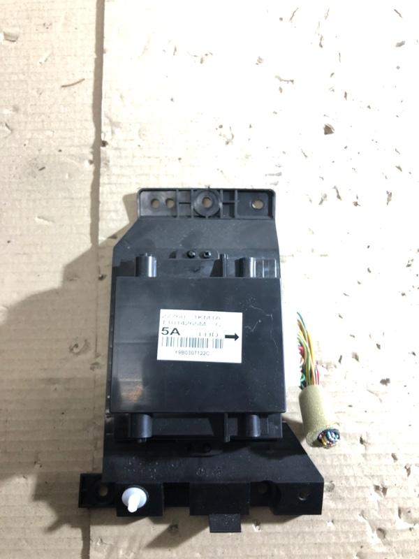 Блок управления климат-контролем Nissan Juke 1.6 2011 (б/у)