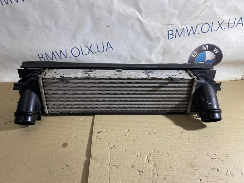 Интеркулер Bmw 3-Series F30 N26B20 2013 (б/у)