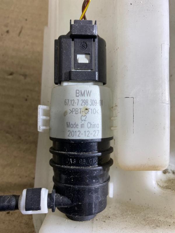 Мотор омывателя Bmw 3-Series F30 N26B20 2013 (б/у)