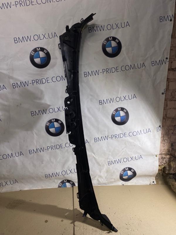 Пластик подкапотный Bmw 3-Series F30 N26B20 2013 передний (б/у)
