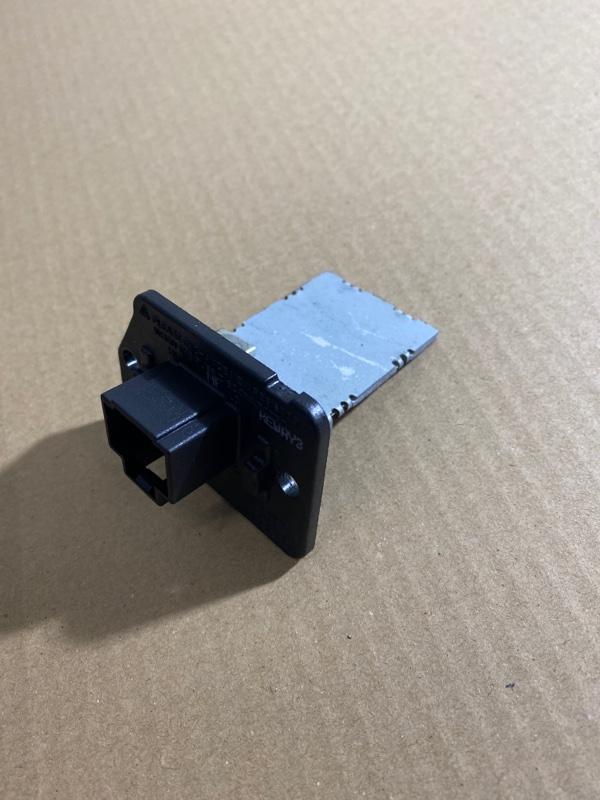 Резистор печки Kia Sorento 2.4 2013 (б/у)