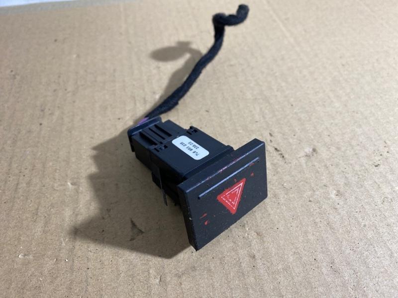 Кнопка аварийной сигнализации Volkswagen Touareg 3.2 2004 (б/у)