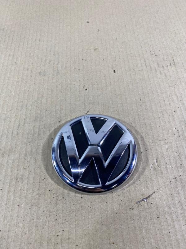 Значок Volkswagen Passat B7 2.5 2013 задний (б/у)