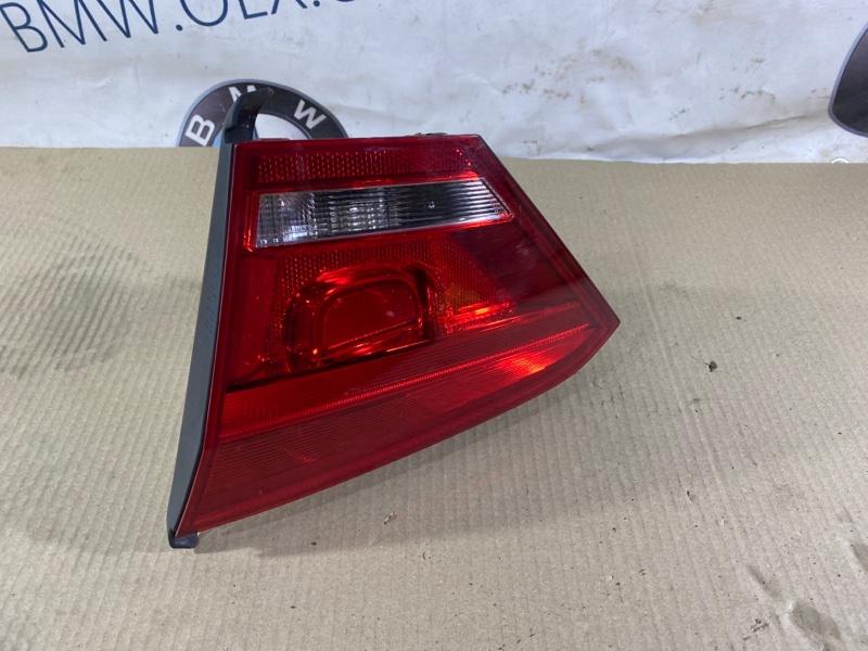 Задний фонарь Volkswagen Passat B7 2.5 2013 задний правый (б/у)