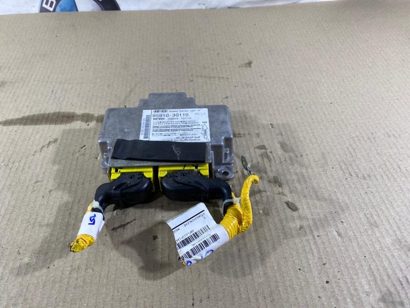 Блок управления аирбаг Hyundai Sonata YH 2.4 2013 (б/у)