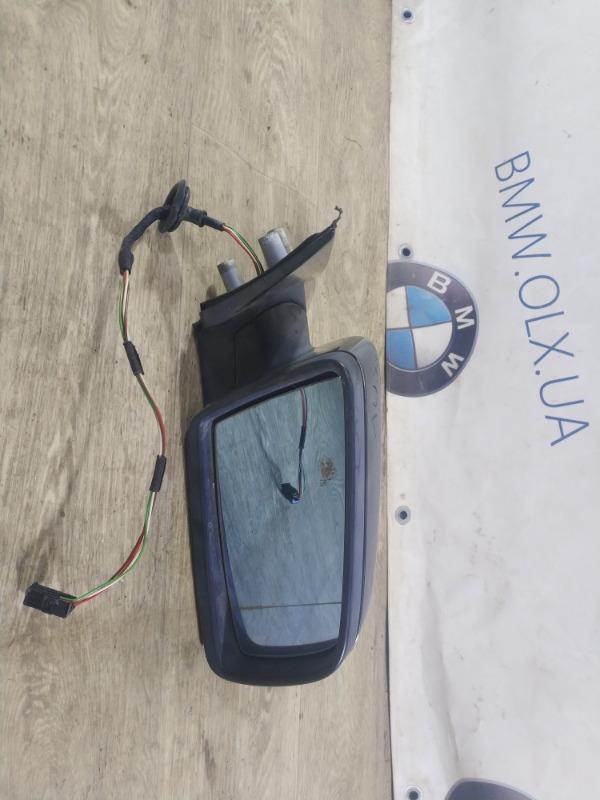 Зеркало Bmw 5-Series E60 N52B25 2005 правое (б/у)