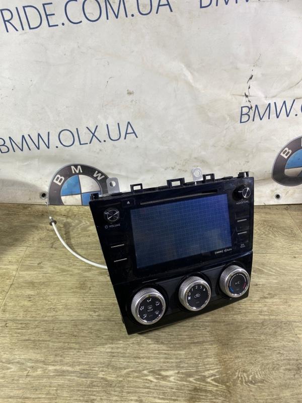 Магнитофон Subaru Forester SJ 2.5 2016 (б/у)