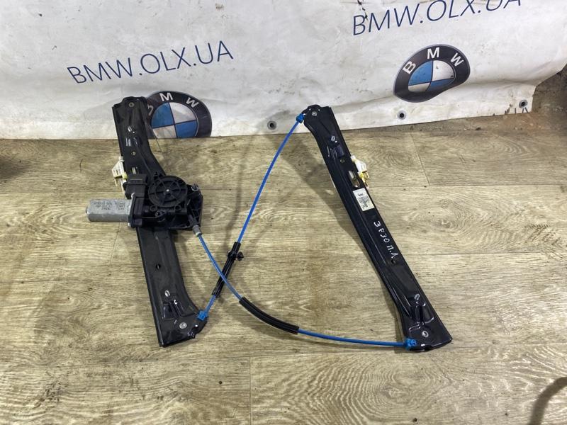 Стеклоподъемник Bmw 3-Series F30 N26B20 2013 передний левый (б/у)