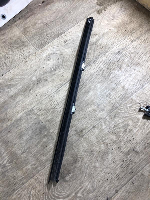 Молдинг стекла Bmw 3-Series F30 N26B20 2013 задний левый (б/у)