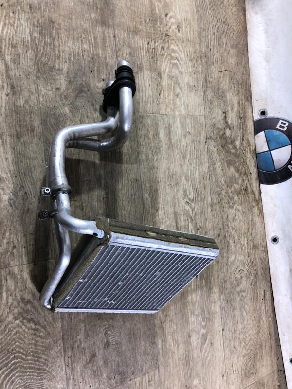 Радиатор печки Volkswagen Passat B7 2.5 2013 (б/у)