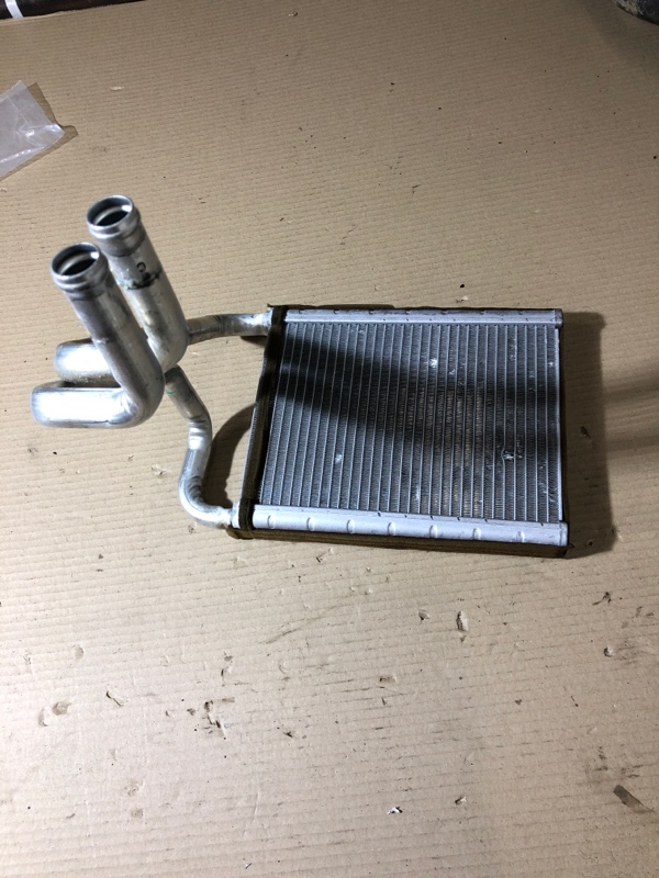 Радиатор печки Ford Fusion 2.0 HYBRID 2013 (б/у)