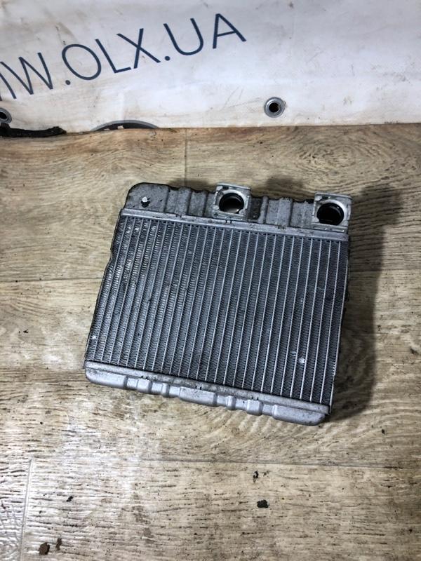 Радиатор печки Bmw 3-Series E46 M54B30 2001 (б/у)