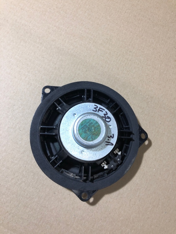 Динамик Bmw 3-Series F30 N26B20 2013 задний левый (б/у)