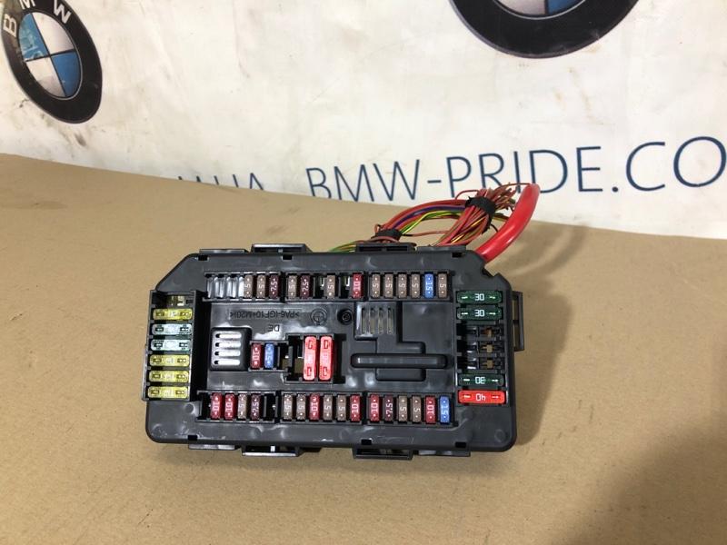 Блок предохранителей Bmw 3-Series F30 N26B20 2013 (б/у)