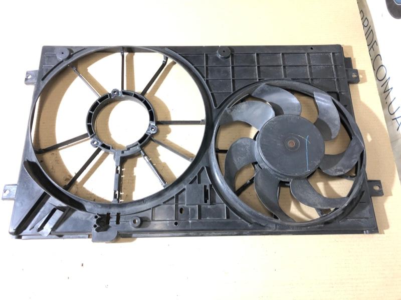 Вентилятор радиатора Volkswagen Passat B7 2.5 2013 (б/у)
