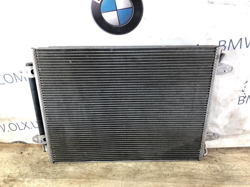 Радиатор кондиционера Volkswagen Passat B7 2.5 2013 (б/у)