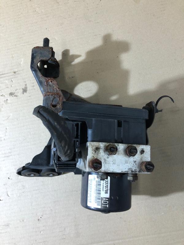 Блок abs Chevrolet Cruze 1.8 2012 (б/у)