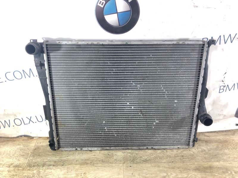 Радиатор охлаждения Bmw 3-Series E46 M54B30 2001 (б/у)