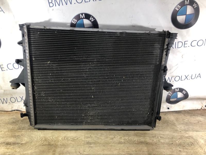 Радиатор охлаждения Volkswagen Touareg 3.2 2004 (б/у)