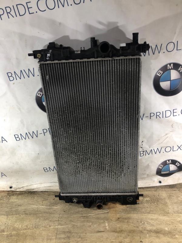 Радиатор охлаждения Chevrolet Cruze 1.8 2012 (б/у)