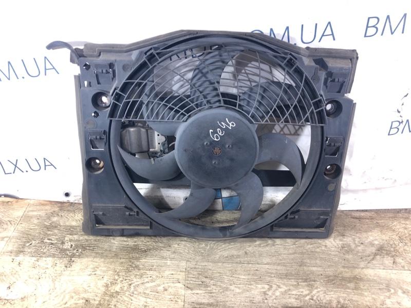 Вентилятор радиатора Bmw 3-Series E46 M54B30 2001 (б/у)