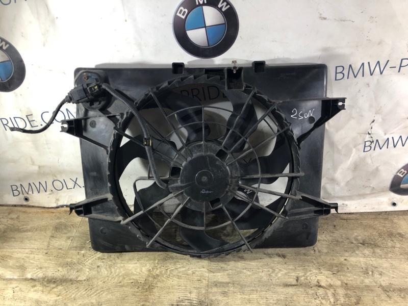 Вентилятор радиатора Hyundai Sonata YH 2.4 2013 (б/у)