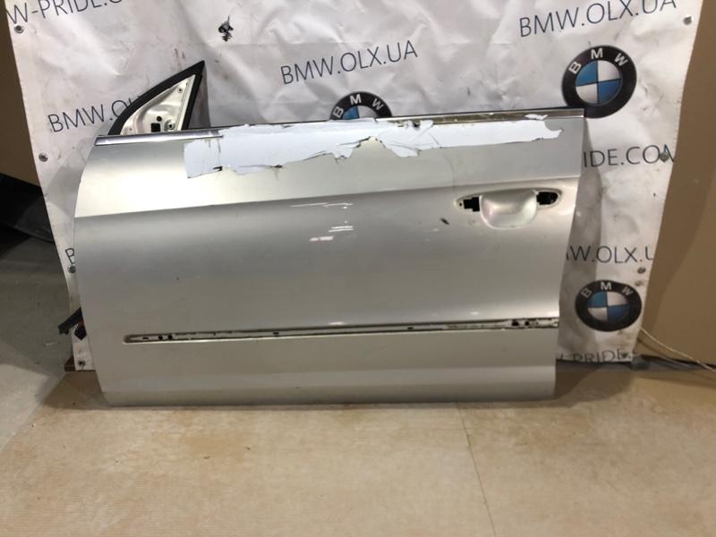 Дверь голая Volkswagen Cc передняя левая (б/у)