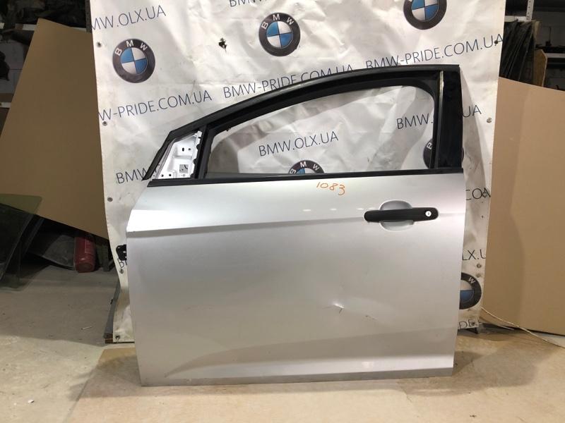 Дверь голая Ford Focus 3 2.0 2015 передняя левая (б/у)