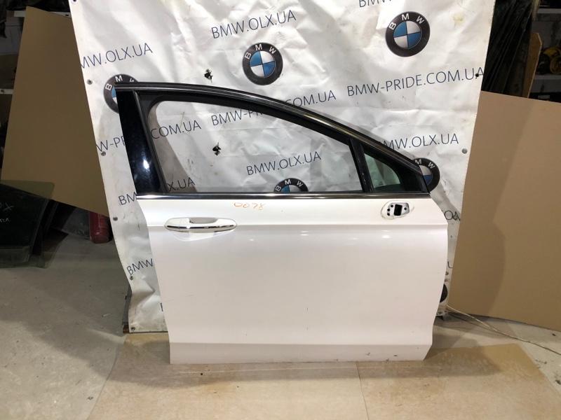 Дверь голая Ford Fusion 2.0 2013 передняя правая (б/у)