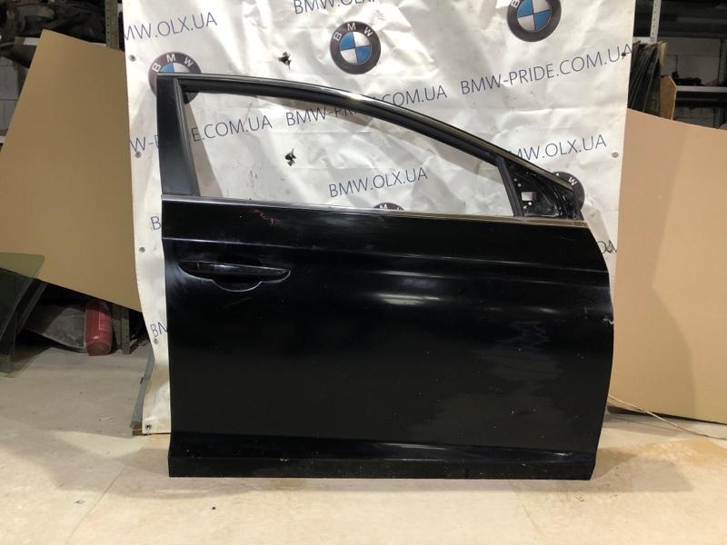 Дверь голая Hyundai Sonata LF 2.4 2015 передняя правая (б/у)
