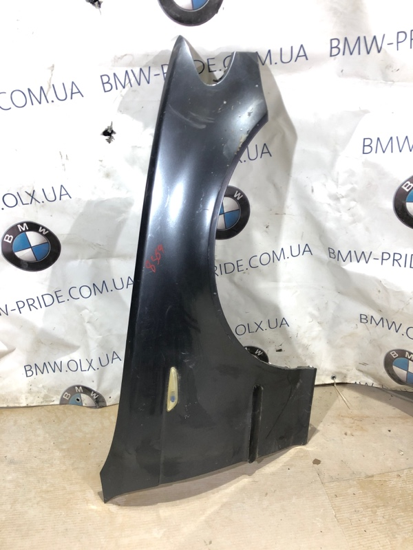 Крыло Bmw 3-Series E46 M54B30 2001 переднее правое (б/у)