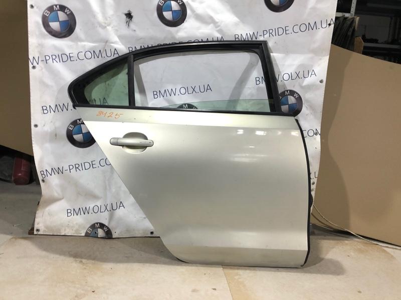 Дверь голая Volkswagen Jetta 2.0 2011 задняя правая (б/у)