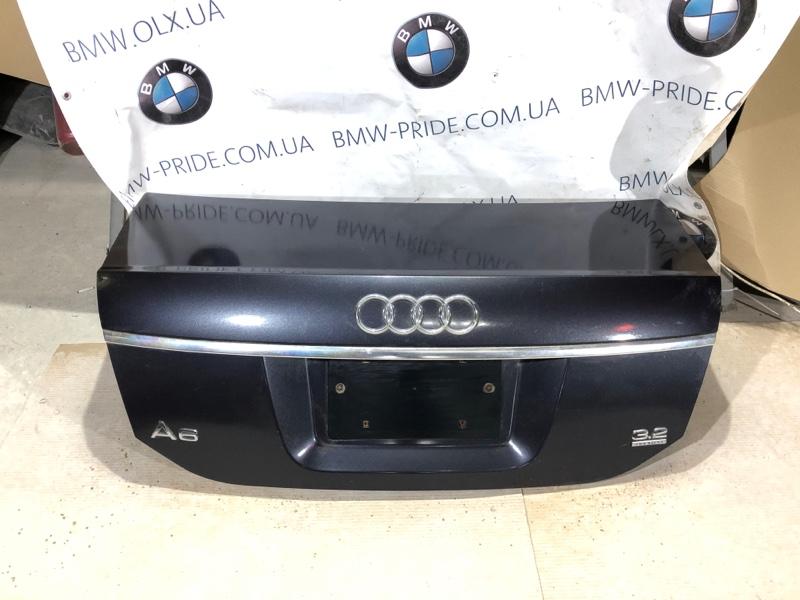 Крышка багажника Audi A6 C7 (б/у)