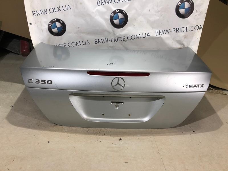 Крышка багажника Mercedes E350 W211 (б/у)