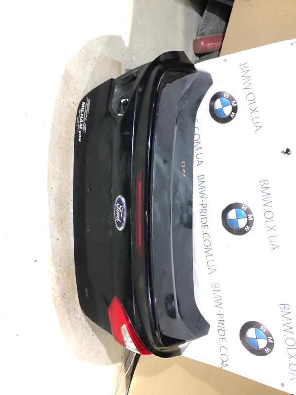 Крышка багажника Ford Focus 3 2.0 2014 (б/у)