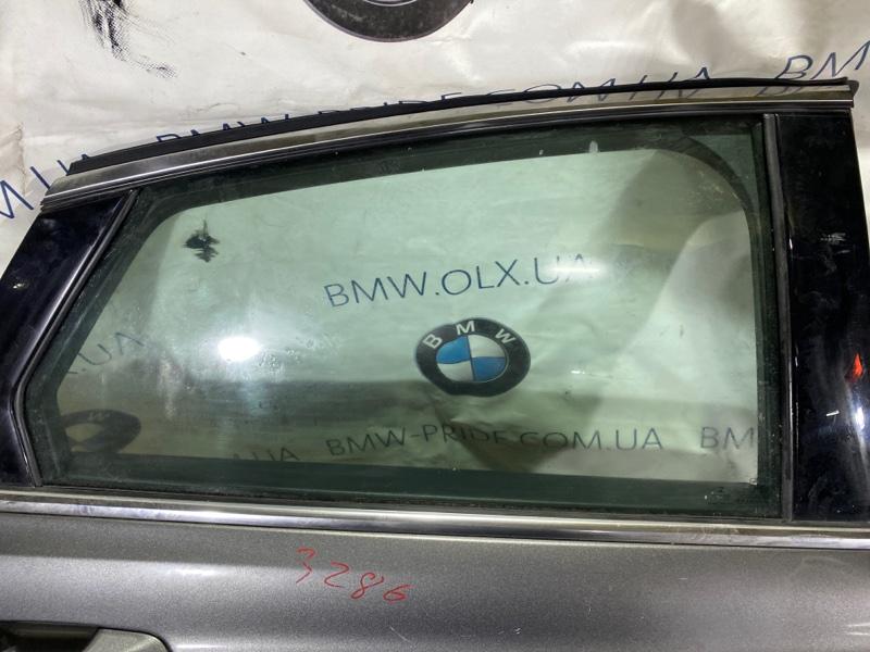 Стекло двери задней Ford Fusion 2.0 HYBRID 2013 заднее правое (б/у)