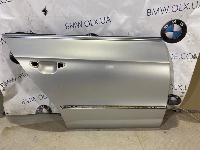 Дверь голая Volkswagen Cc задняя правая (б/у)