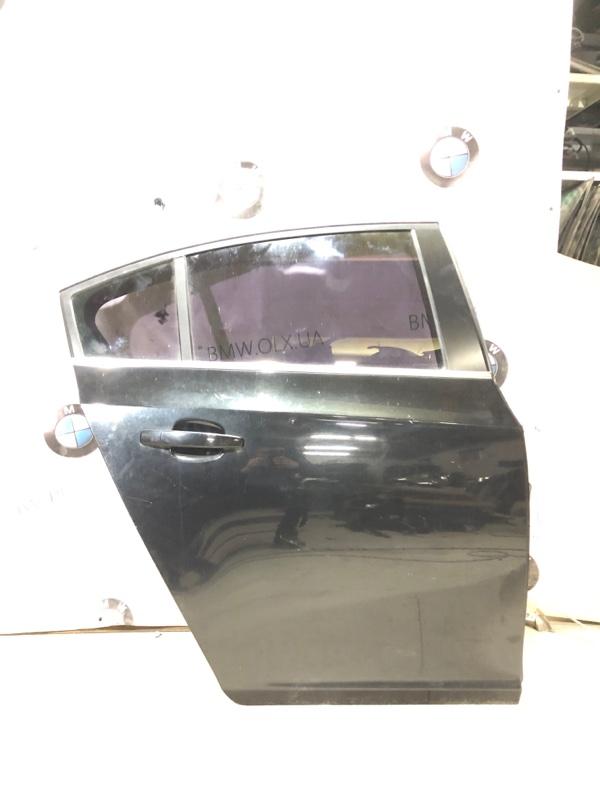 Дверь голая Chevrolet Cruze 1.8 2012 задняя правая (б/у)