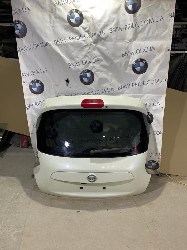 Крышка багажника Nissan Juke 1.6 2011 (б/у)