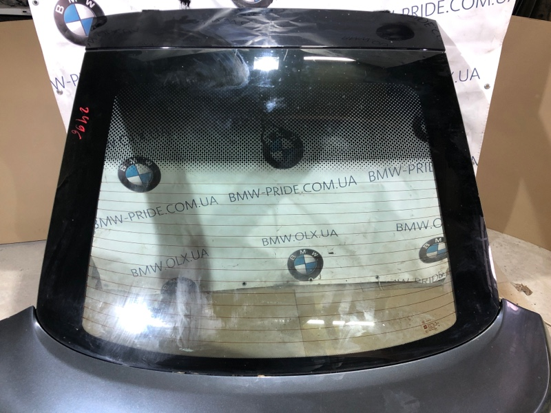 Стекло Chevrolet Volt 1.4 2012 (б/у)