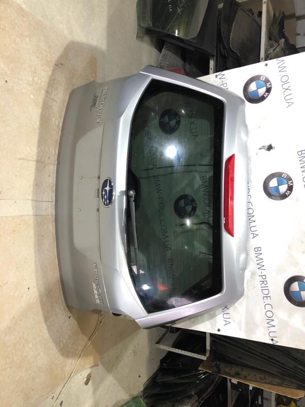 Крышка багажника Subaru Forester SJ 2.5 2016 (б/у)