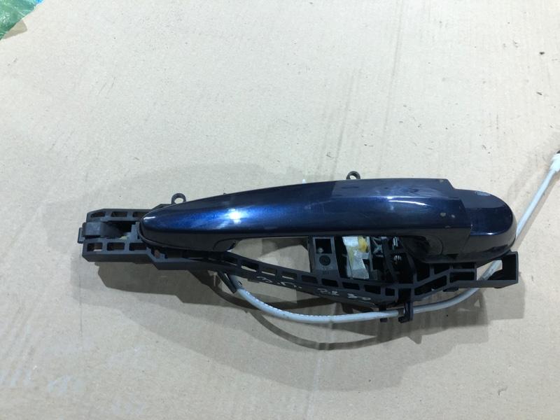 Ручка двери внешняя Bmw 3-Series F30 N26B20 2013 задняя правая (б/у)
