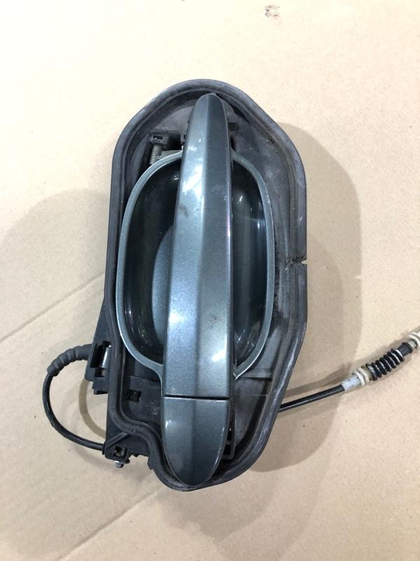 Ручка двери внешняя Bmw 5-Series E60 M54B22 2004 (б/у)