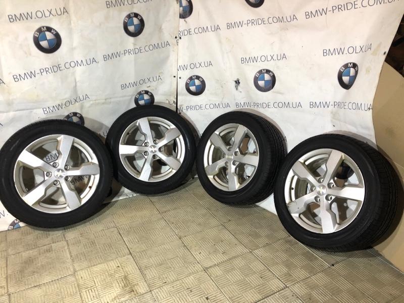 Диски с резиной Chevrolet Volt 1.4 2012 (б/у)